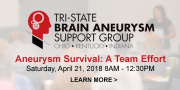 Free Brain Aneurysm Symposium Focuses on Recovery as a Team Effort