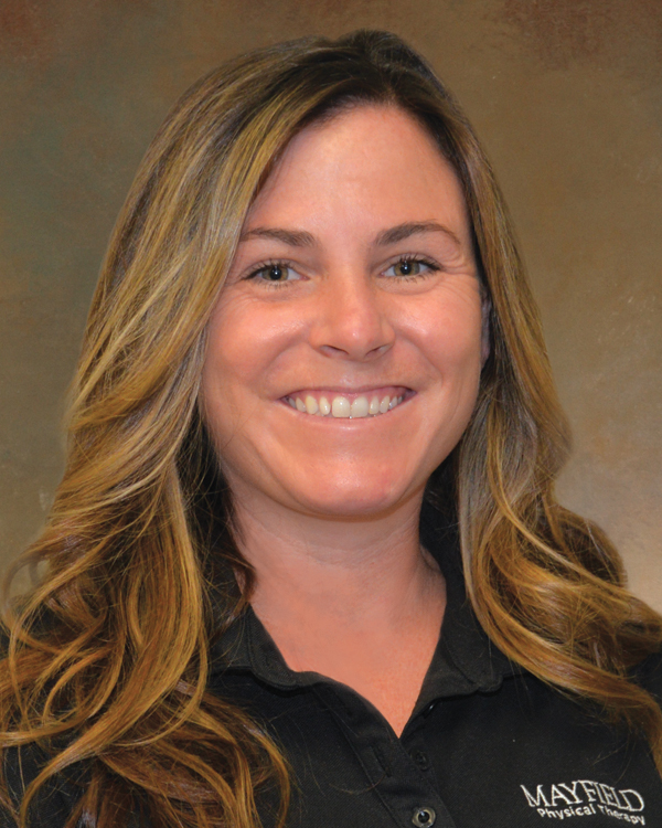 Lindsey Frank| Physical Therapist Assistant